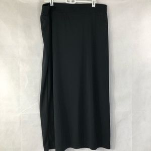 Dresses & Skirts - 3/$40 Black Knit Skirt L or XL?